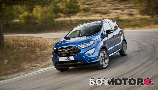 Ford EcoSport 2018 - SoyMotor