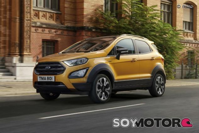 Ford EcoSport Active 2020: la versión más aventurera - SoyMotor.com