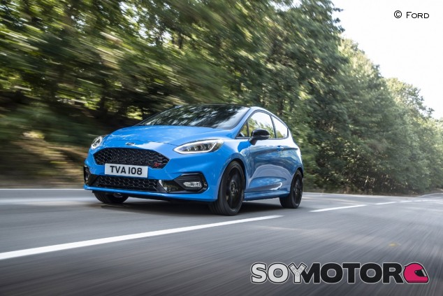 Ford Fiesta ST Edition 2021: exclusividad dinámica y estética - SoyMotor.com