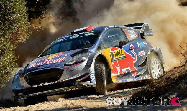 Ford y Volkswagen, interesados en los rallies eléctricos - SoyMotor.com