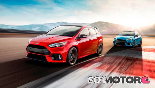 Ford Focus RS Limited Edition - SoyMotor.com