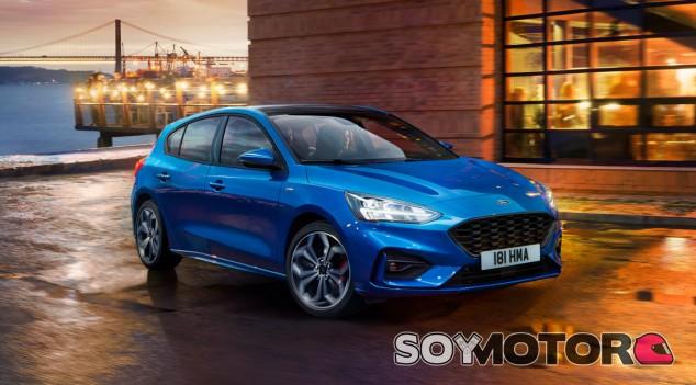 El Ford Focus suavizará el efecto de los baches porque se adaptará a estos automáticamente - SoyMotor
