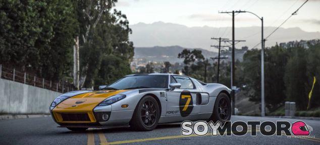 Un Ford GT de 2005 en todo su esplendor - SoyMotor.com