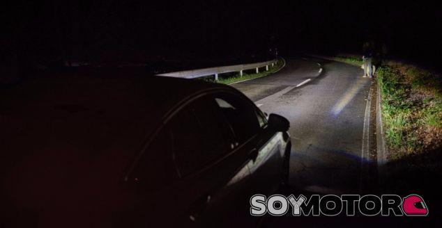 La iluminación LED de Ford inteligente - SoyMotor