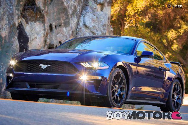 Ford Mustang - SoyMotor.com