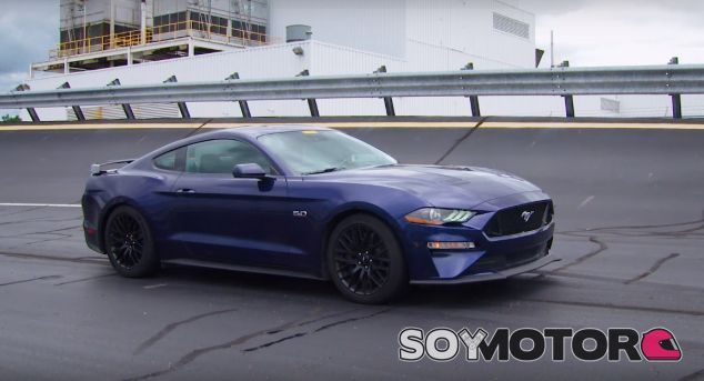 Ford Mustang Gt 2018 - SoyMotor.com