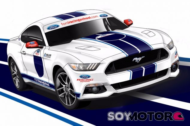 Ford Mustang Le Mans - SoyMotor.com