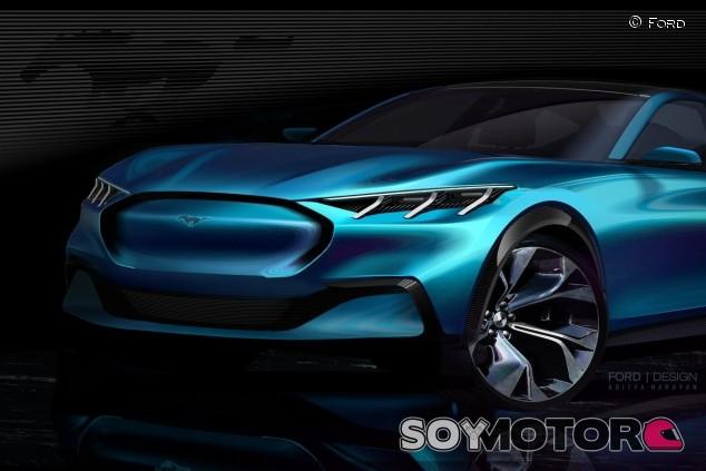 Ford: el hermano pequeño del Mustang Mach-E llegará en 2023 - SoyMotor.com