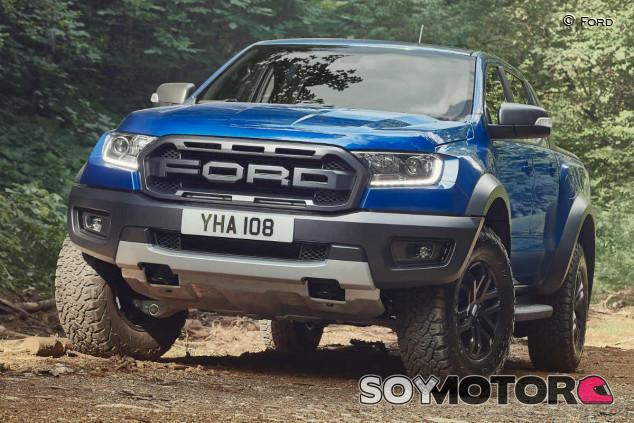 Ford Ranger Raptor 2019: llega a Europa a mediados de año - SoyMotor.com