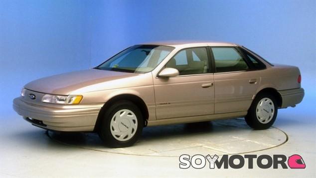Ford Taurus - SoyMotor.com