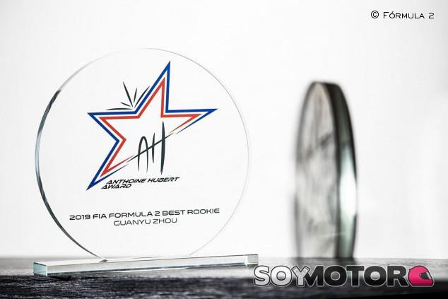La Fórmula 2 crea el Premio Anthoine Hubert - SoyMotor.com