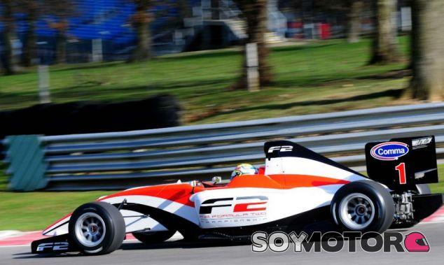 Imagen de un Fórmula 2 - LaF1.es
