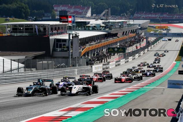 La Fórmula 3 confirma sus ocho primeras citas de 2020 - SoyMotor.com