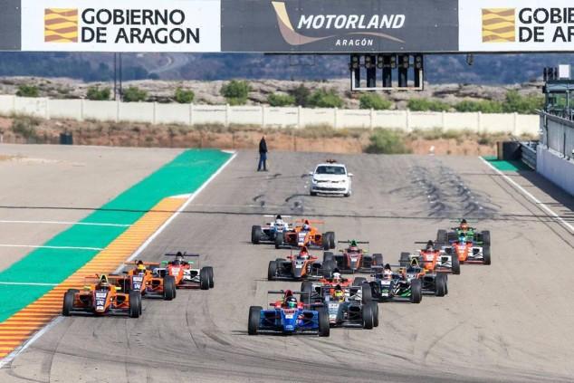 La F4 Española sigue adelante con la agrupación de los equipos como promotor - SoyMotor.com