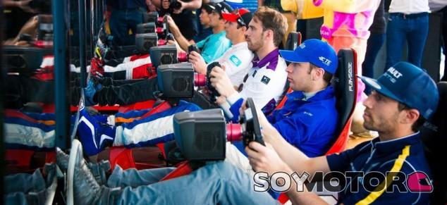 'Road To Vegas Challenge', el campeonato virtual de un millón de euros - SoyMotor.com