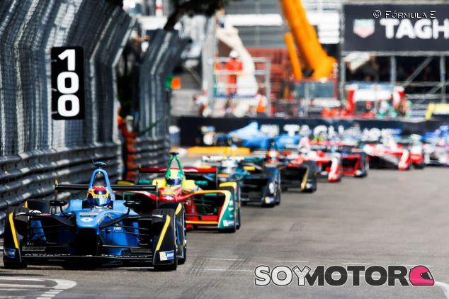 Carrera de Mónaco de la Fórmula E – SoyMotor.com