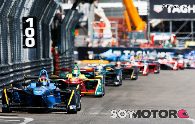 Calendario Fórmula E - SoyMotor.com