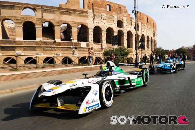 La Fórmula E presenta el trazado para Roma ePrix
