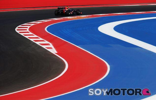 Mark Webber en el GP de Estados Unidos F1 2012 en Austin - LaF1