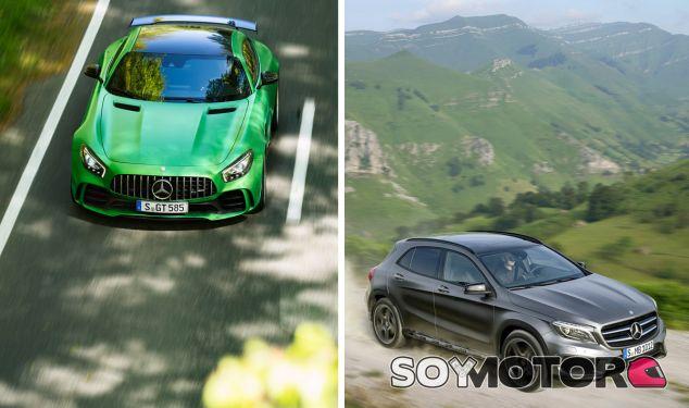 Hasta ocho nuevos modelos prepara Mercedes para los próximos años - SoyMotor