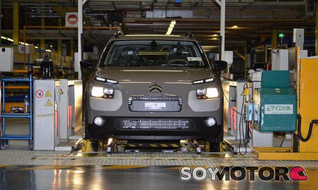 El Grupo PSA tiene grandes planes para las líneas de montaje de Villaverde y Vigo - SoyMotor