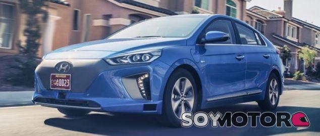 Hyundai Concept Ioniq autónomo - SoyMotor.com