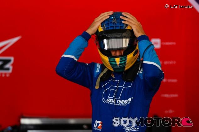 Igor Fraga se une a la academia de pilotos de Red Bull - SoyMotor. com