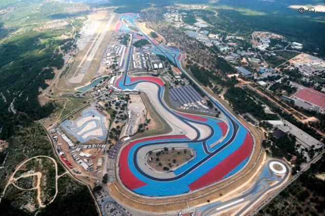 Resultado de imagen de gp f1 francia 2019 Paul Ricard