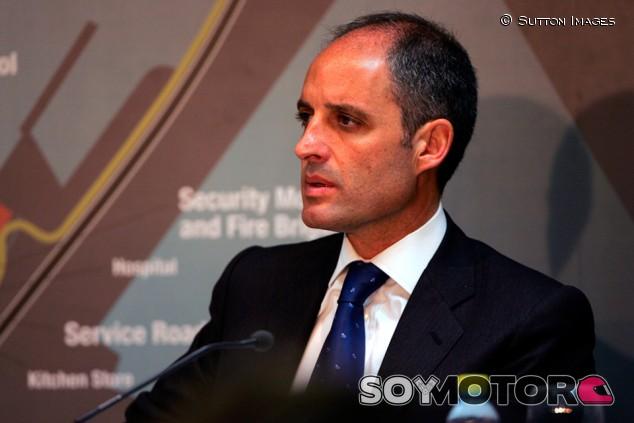 Francisco Camps, procesado por la construcción del circuito de F1 de Valencia - SoyMotor.com