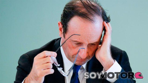 François Hollande en una imagen de archivo - LaF1
