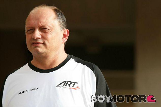 Vasseur se puede incorporar al equipo Renault - LaF1