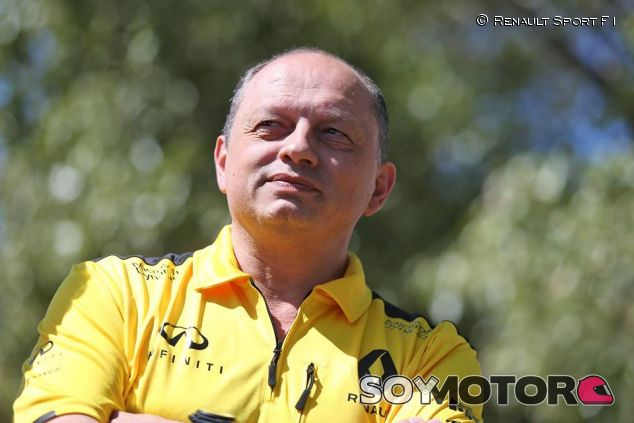 Frederic Vasseur, nuevo Team Principal de Renault - LaF1