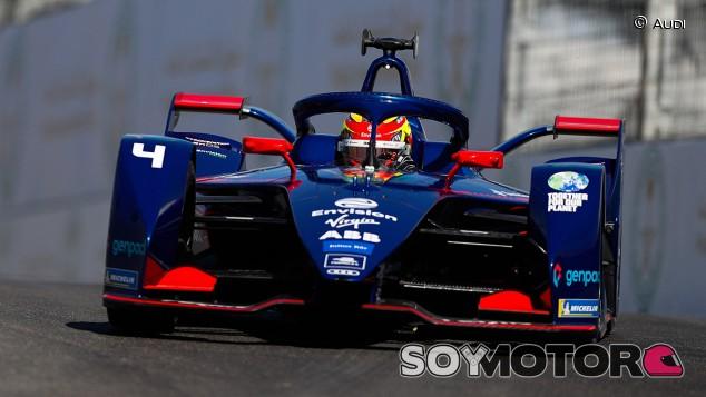 Pole para Frijns en una clasificación sin Mercedes - SoyMotor.com
