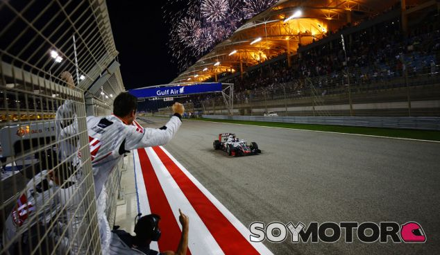 "Grosjean salvó a Haas de ""un año de dolor"", según Gene - SoyMotor.com"