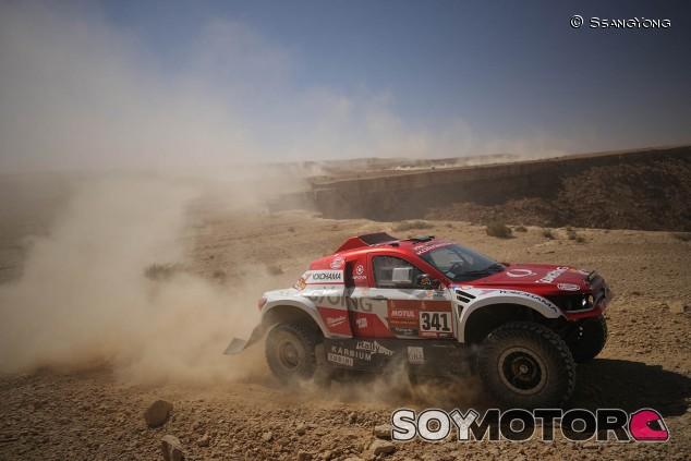 Hinojo vuelve a la pelea en SSV; Plaza y Fuertes destacan - SoyMotor.com