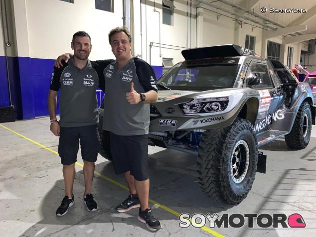 Óscar Fuertes y Diego Vallejo - SoyMotor.com