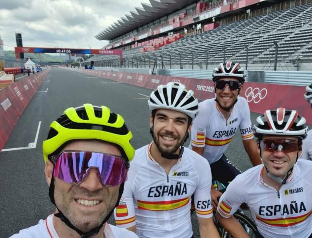 Delegación española en Tokio 2020 (@COE_es) - SoyMotor.com