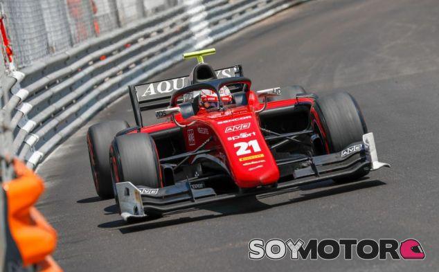 Antonio Fuoco en Mónaco - SoyMotor.com