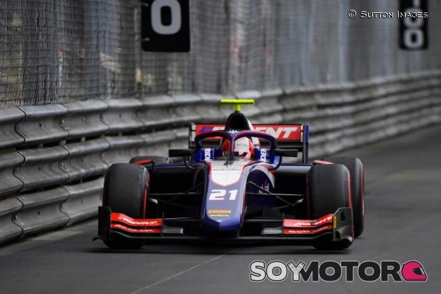 Lundgaard debutará en la F2 con Trident en Abu Dabi - SoyMotor.com