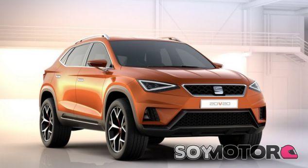 Futuro SUV Seat - SoyMotor.com