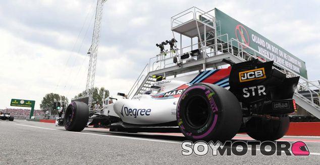 Williams podría ayudar a McLaren a que los motores Honda funcionen - SoyMotor.com