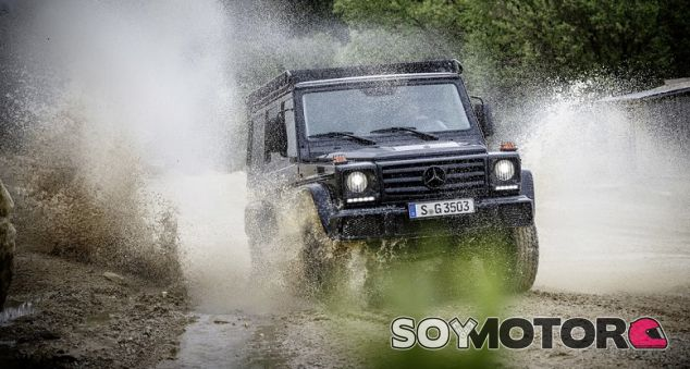 Mercedes-Benz G350d Professional -SoyMotor