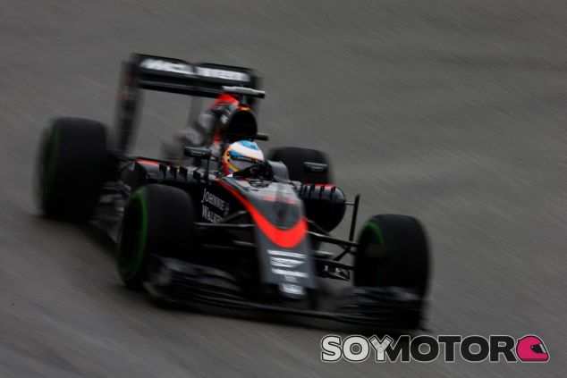 La figura de Alonso se desvanece en McLaren y Boullier quiere darle un coche que le permita brillar de nuevo - LaF1