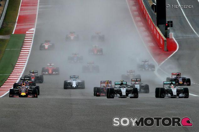 Estados Unidos mantendrá su GP en el calendario de la Fórmula 1 - LaF1