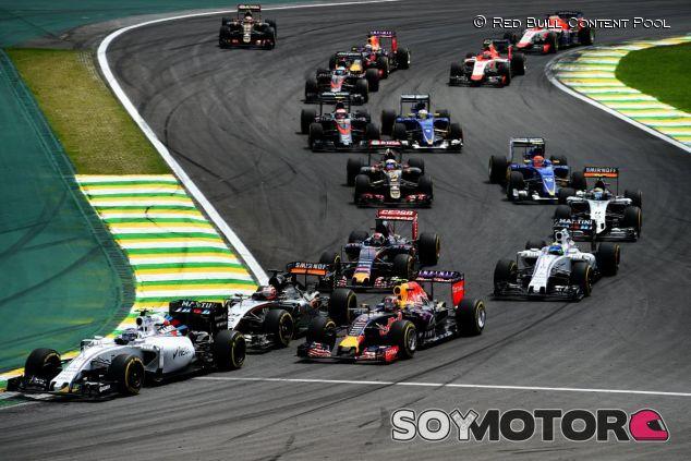 Éste podría ser el último año del GP de Brasil en F1 - LaF1