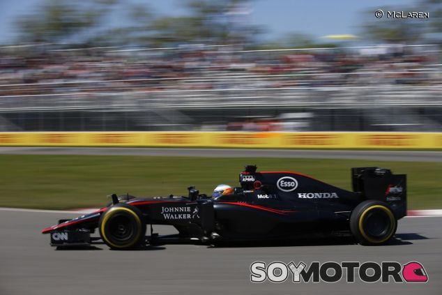 Alonso en Canadá - LaF1.es