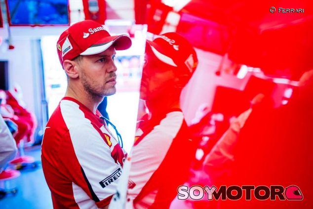 Sebastian Vettel en Canadá - LAF1.es
