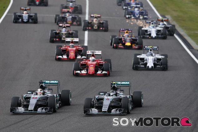 Mercedes y Ferrari lideran la oposición contra el motor alternativo para 2017 - LaF1
