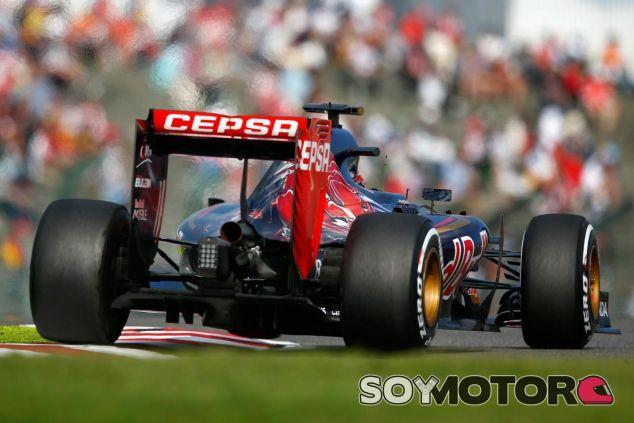 En Toro Rosso siguen buscando un proveedor de motores para 2016 - LaF1