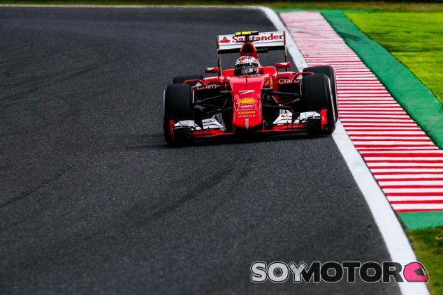 Räikkönen ha vuelto a quedar por detrás de su compañero, pero Marchionne confía en él - LaF1